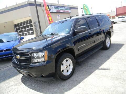2011 Chevrolet Suburban for sale at Meridian Auto Sales in San Antonio TX