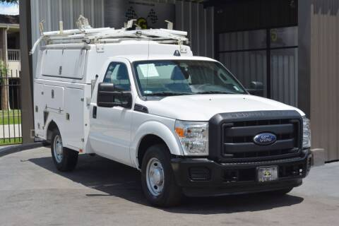 2013 Ford F-350 Super Duty for sale at G MOTORS in Houston TX