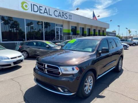 2017 Dodge Durango for sale at Ideal Cars East Mesa in Mesa AZ
