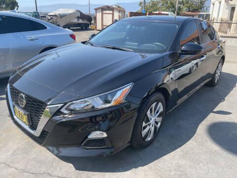 2019 Nissan Altima for sale at Soledad Auto Sales in Soledad CA