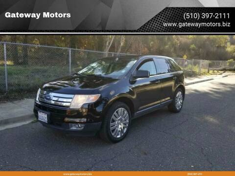 2008 Ford Edge for sale at Gateway Motors in Hayward CA