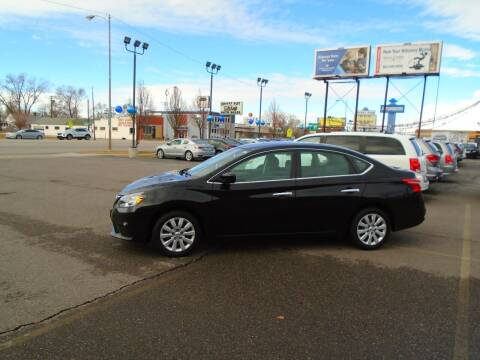 2019 Nissan Sentra for sale at Smart Buy Auto Sales in Ogden UT