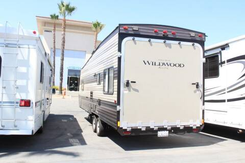 2019 Forest River Wildwood T251SSXL for sale at Rancho Santa Margarita RV in Rancho Santa Margarita CA