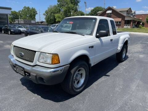 2001 Ford Ranger for sale at JC Auto Sales in Belleville IL