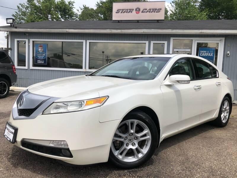 2009 Acura TL for sale at Star Cars LLC in Glen Burnie MD