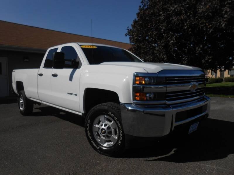 2015 Chevrolet Silverado 2500HD for sale at McKenna Motors in Union Gap WA