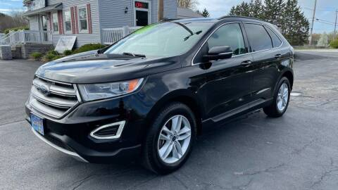 2016 Ford Edge for sale at RBT Automotive LLC in Perry OH