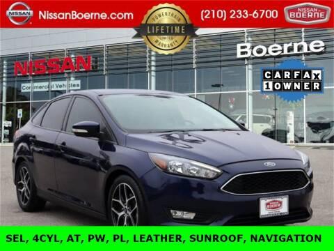 2017 Ford Focus for sale at Nissan of Boerne in Boerne TX