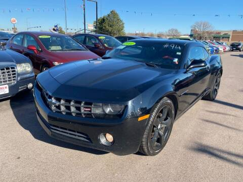 2011 Chevrolet Camaro for sale at De Anda Auto Sales in South Sioux City NE