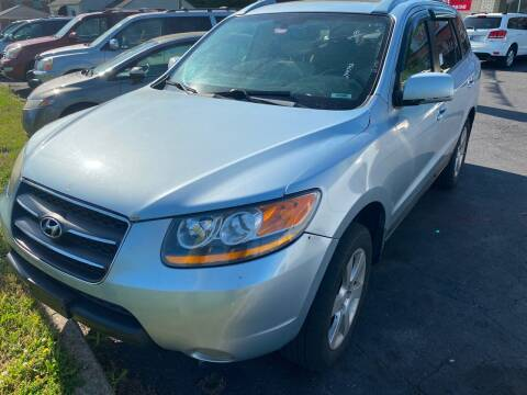 2007 Hyundai Santa Fe for sale at Right Place Auto Sales in Indianapolis IN