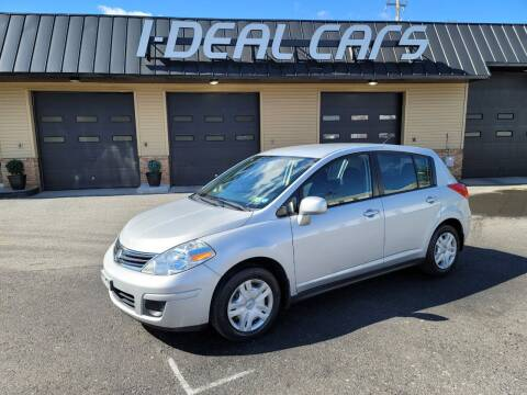 2011 Nissan Versa for sale at I-Deal Cars in Harrisburg PA