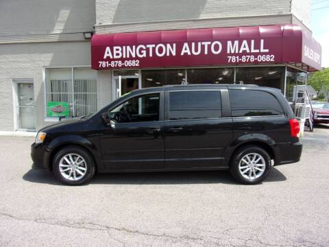 2013 Dodge Grand Caravan for sale at Abington Auto Mall LLC in Abington MA
