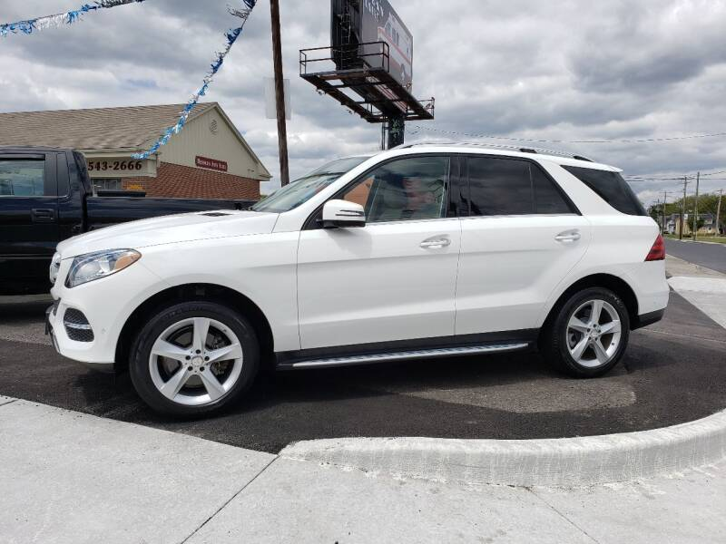 2016 Mercedes-Benz GLE for sale at Messick's Auto Sales in Salisbury MD