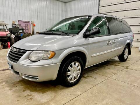 2007 Chrysler Town and Country for sale at S&J Auto Sales in South Haven MN