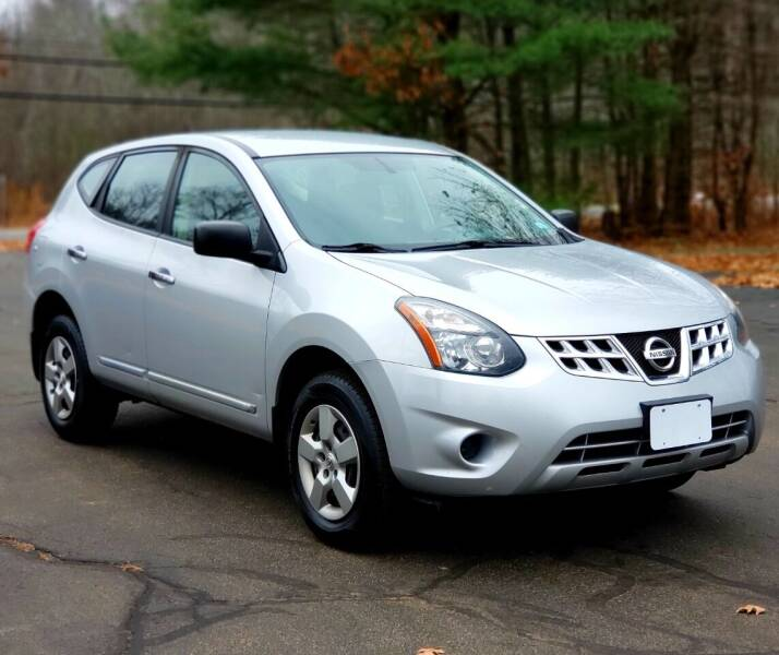 2015 Nissan Rogue Select for sale at Flying Wheels in Danville NH