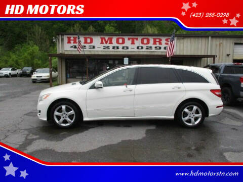 2011 Mercedes-Benz R-Class for sale at HD MOTORS in Kingsport TN