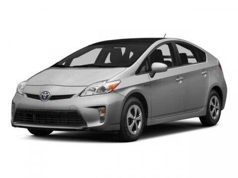 2015 Toyota Prius for sale at BEAMAN TOYOTA in Nashville TN
