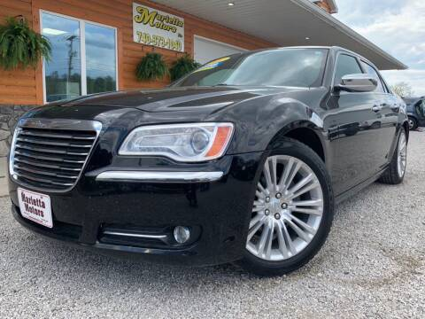 2012 Chrysler 300 for sale at MARIETTA MOTORS LLC in Marietta OH
