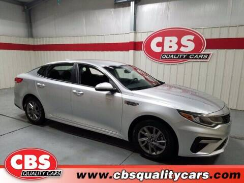 2020 Kia Optima for sale at CBS Quality Cars in Durham NC