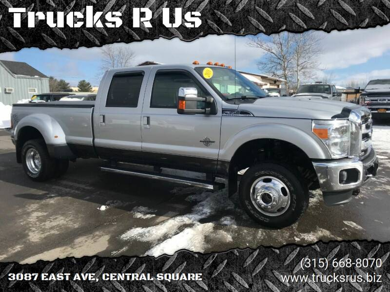 2016 Ford F-350 Super Duty for sale at Trucks R Us in Central Square NY