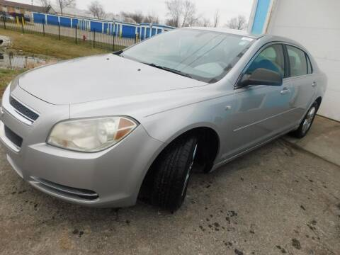 2008 Chevrolet Malibu for sale at Safeway Auto Sales in Indianapolis IN