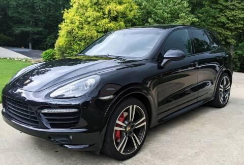 2013 Porsche Cayenne for sale at Muscle Car Jr. in Alpharetta GA