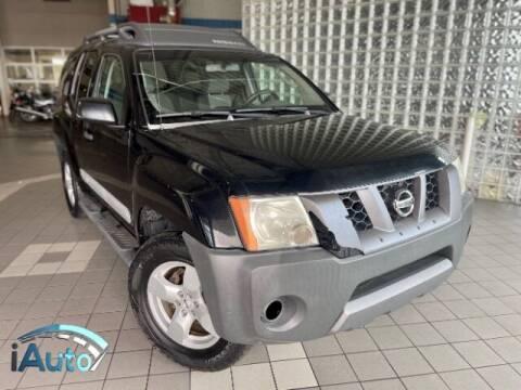 2007 Nissan Xterra for sale at iAuto in Cincinnati OH