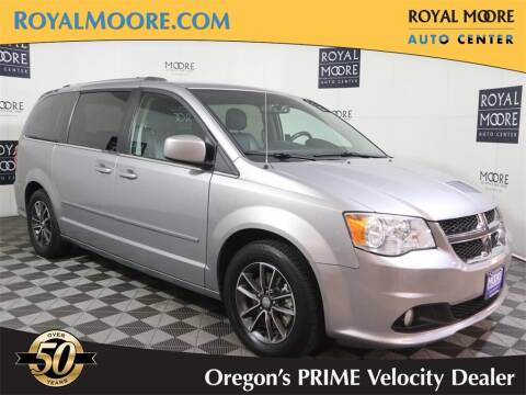 2017 Dodge Grand Caravan for sale at Royal Moore Custom Finance in Hillsboro OR