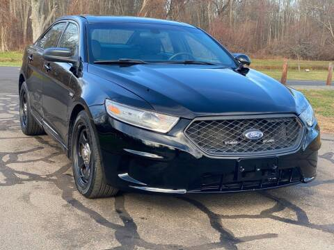2013 Ford Taurus for sale at Choice Motor Car in Plainville CT