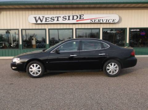 2006 Buick LaCrosse for sale at West Side Service in Auburndale WI