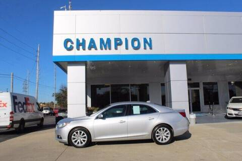 2014 Chevrolet Malibu for sale at Champion Chevrolet in Athens AL