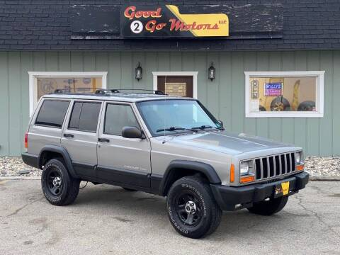 2000 Jeep Cherokee for sale at Good 2 Go Motors LLC in Adrian MI