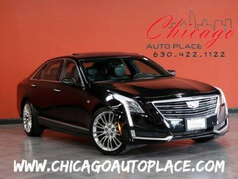 2016 Cadillac CT6 for sale at Chicago Auto Place in Bensenville IL