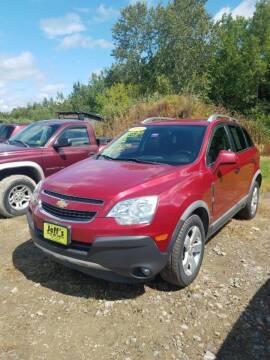 2012 Chevrolet Captiva Sport for sale at Jeff's Sales & Service in Presque Isle ME