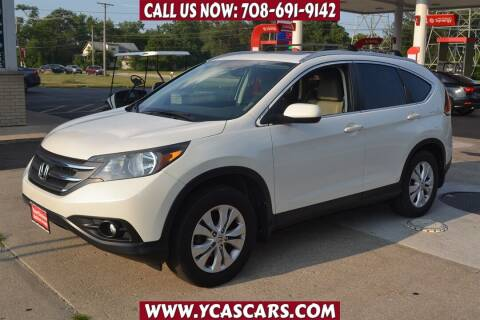 2013 Honda CR-V for sale at Your Choice Autos - Crestwood in Crestwood IL