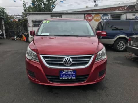 2009 Volkswagen Routan for sale at JFC Motors Inc. in Newark NJ