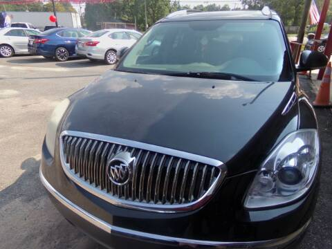 2011 Buick Enclave for sale at Alabama Auto Sales in Semmes AL