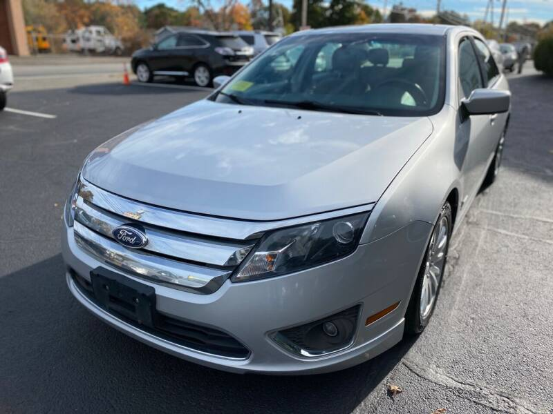 2011 Ford Fusion Hybrid for sale at 1A Auto Sales in Walpole MA