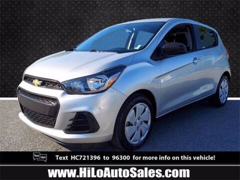 2017 Chevrolet Spark for sale at BuyFromAndy.com at Hi Lo Auto Sales in Frederick MD