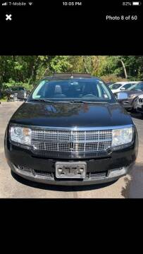 2007 Lincoln MKX for sale at Worldwide Auto Sales in Fall River MA