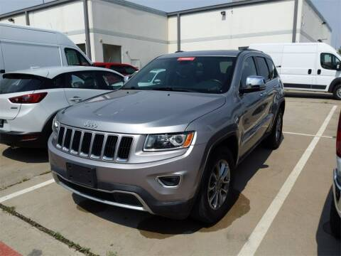 2016 Jeep Grand Cherokee for sale at Excellence Auto Direct in Euless TX