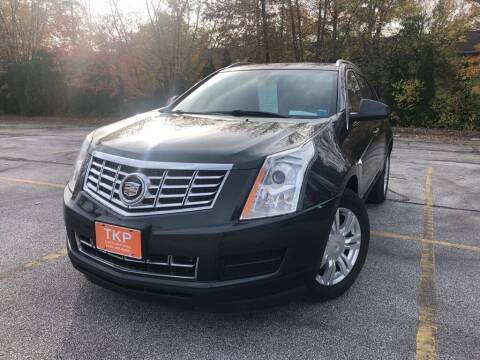2014 Cadillac SRX for sale at TKP Auto Sales in Eastlake OH