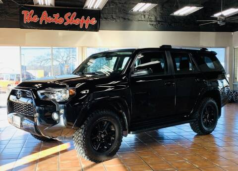 2019 Toyota 4Runner for sale at The Auto Shoppe in Springfield MO