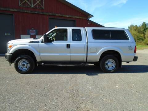 2012 Ford F-250 Super Duty for sale at Celtic Cycles in Voorheesville NY