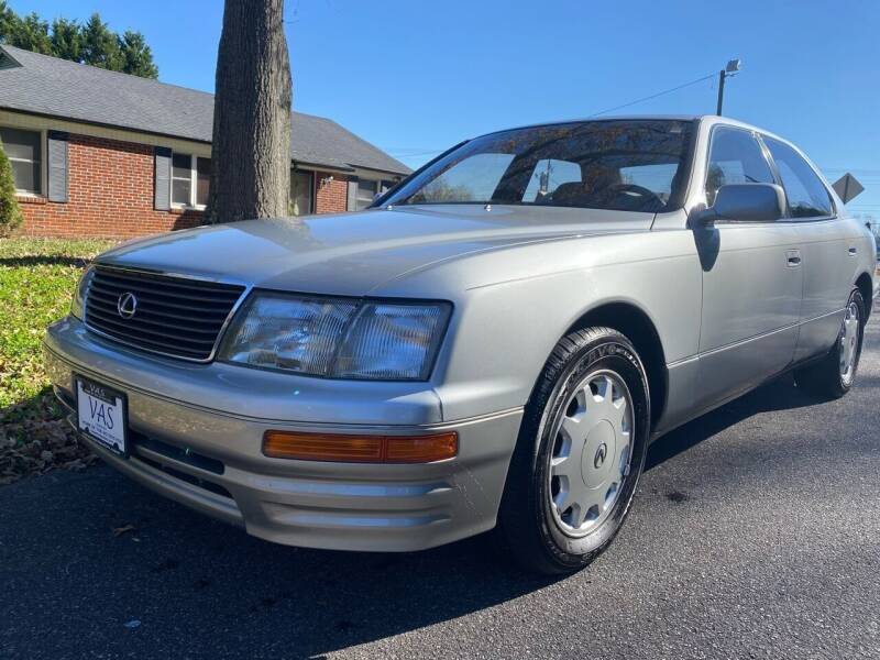 1996 Lexus LS 400 for sale at Viewmont Auto Sales in Hickory NC