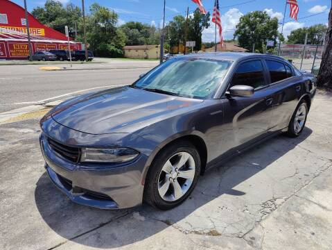 2015 Dodge Charger for sale at Advance Import in Tampa FL