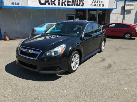 2013 Subaru Legacy for sale at Car Trends 2 in Renton WA