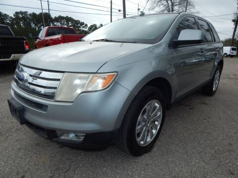 2007 Ford Edge for sale at Medford Motors Inc. in Magnolia TX