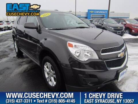 2015 Chevrolet Equinox for sale at East Syracuse Performance Sales & Service in Syracuse NY