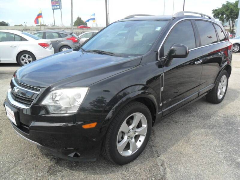 2014 Chevrolet Captiva Sport for sale at Talisman Motor City in Houston TX